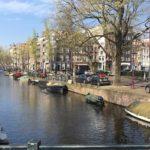 アムステルダムに移住完了!