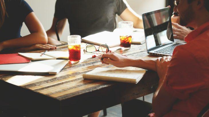 作家活動における分析力と行動力の話